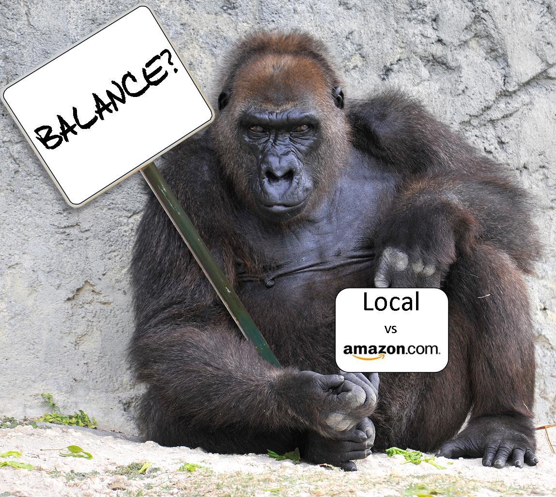 Online versus Offline – balance?